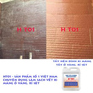 Nước tẩy xi măng HT01 loại bỏ mảng bám nhanh chóng đơn giản1 300x300 - Nước tẩy xi măng HT01 loại bỏ mảng bám nhanh chóng, đơn giản