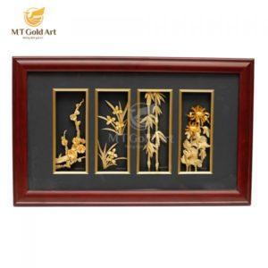 9. Tranh trúc dát vàng tặng tân gia. 2 300x300 - Tranh trúc dát vàng tặng tân gia, nên hay không nên?