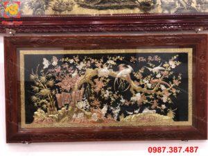 Các mẫu tranh đồng phú quý treo phòng khách đẹp 300x225 - Các mẫu tranh đồng phú quý treo phòng khách đẹp