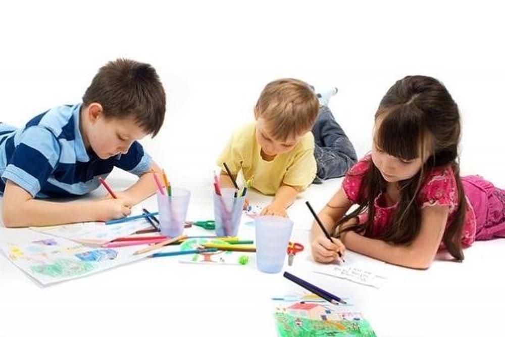 Lợi ích của việc cho trẻ em tập vẽ