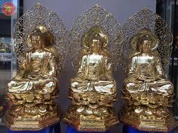 c tượng đồng tam thế phật trong thờ cúng tâm linh - Đúc tượng đồng tam thế phật trong thờ cúng tâm linh