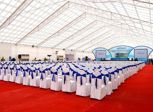 8.ghế sự kiện 1 - Tiêu chí lựa chọn ghế sự kiện đảm bảo chất lượng