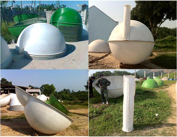 Khám phá tính ưu việt của hầm biogas composite 2 - Khám phá tính ưu việt của hầm biogas composite