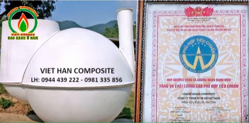 Khám phá tính ưu việt của hầm biogas composite - Khám phá tính ưu việt của hầm biogas composite
