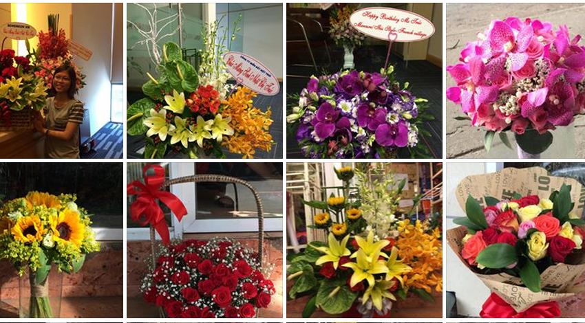 Một số lưu ý cần chú ý khi chọn mua hoa tươi quận 1 thích hợp nhu cầu
