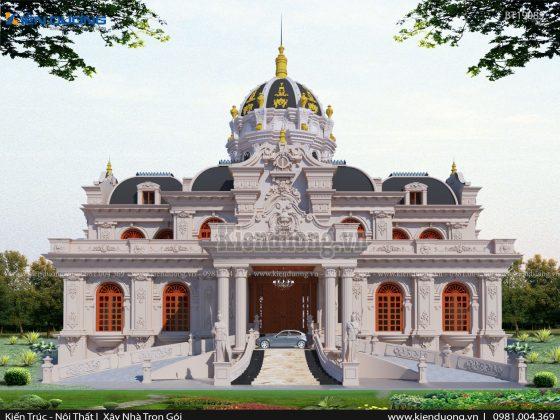 8. Thiết kế lâu đài cần lưu ý gì 1 1 - Thiết kế lâu đài tân cổ điển cần lưu ý gì?