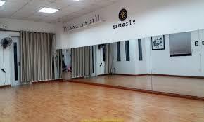 Thi công gương dán tường khổ lớn cho phòng gym - Thi công gương dán tường khổ lớn cho phòng gym