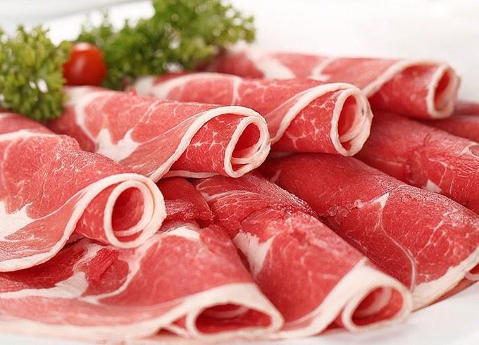 Những ai không nên sử dụng nhiều thịt heo đông lạnh