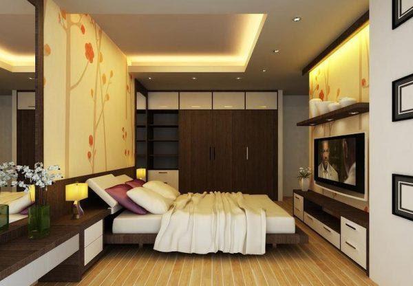 Những điều cần lưu ý khi dùng đèn led nhôm profile để trang trí phòng ngủ
