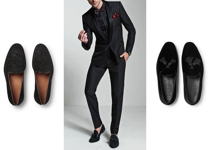 Các mẫu giày lười nam nâng chiều cao tại Toldo